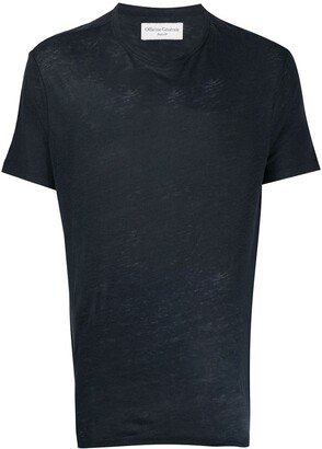 Officine Generale short sleeve relaxed fit T-shirt