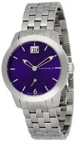 Android Women's AD438BPU London Big Date Purple Dial Watch