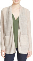 Joie &Kamie B& Linen & Cotton Cardigan