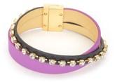 Juicy Couture Double Leather Bracelet