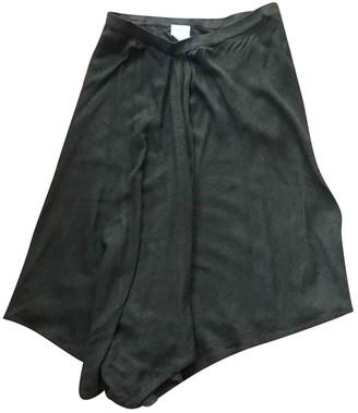 Rick Owens Brown Skirt for Women