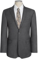 Saint Laurent Medium Gray Wool Suit - Regular Fit (For Men)