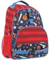 Stephen Joseph Sports Backpack in Red