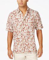 Tasso Elba Men's Camaje Print Shirt, Only at Macy's