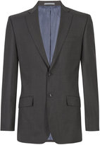 Marks And Spencer Brown Regular Fit Suit