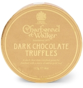 Charbonnel et Walker Dark Chocolate Truffles