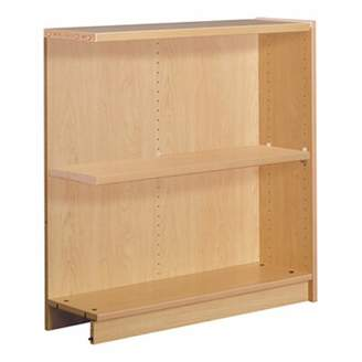 LIBRARY Stevens ID Systems Adder Standard Bookcase Stevens ID Systems Finish: Maple