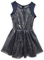 Rare Editions Sequin Party Dress
