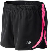 New Balance Women's Accelerate Woven Workout Shorts