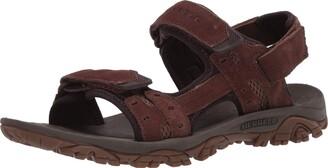 Merrell mens Moab Drift 2 Strap Sandal