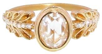 Megan Thorne Marina Garland Pave Diamond Ring