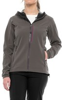 Arc'teryx Gamma MX Hooded Jacket - Soft Shell (For Women)