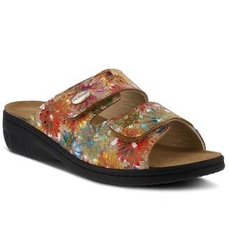 Spring Step Flexus by Bellasa Women's Slide Sandals