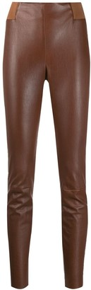 Brunello Cucinelli Skinny-Fit Biker Leggings