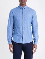 Sandro Regular-fit cotton shirt