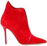 Malone Souliers Cora pointed toe booties