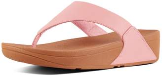 FitFlop Women's Lulu Leather Toe-post Sandals