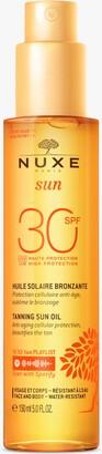 Nuxe Sun Tanning Oil High Protection SPF 30 Face & Body, 150ml