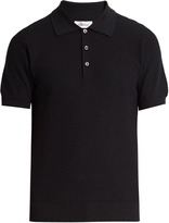 Brioni Short-sleeved cotton polo shirt