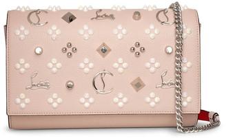 Christian Louboutin Paloma Loubinthesky clutch bag