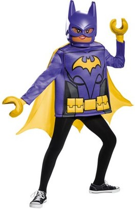 Disguise Batgirl Lego Movie Classic