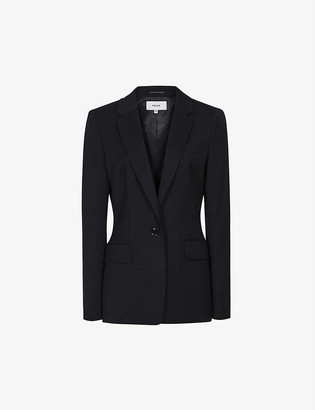 Reiss Hayes slim-fit wool-blend blazer