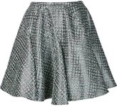 Zac Posen 'Lulu' skirt - women - Polyester/Metallic Fibre - 6