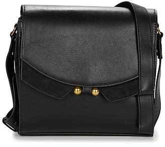 Nat & Nin CARMEN women's Shoulder Bag in Black