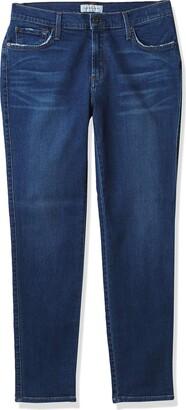 James Jeans Women's Plus Size Pencil Twiggy 5-Pocket Cigarette Leg Jean