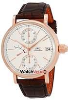 IWC Portofino Monopusher Dial 18K Rose Gold Men's Watch IW515104