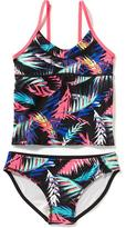 Old Navy Printed Tankini Set for Girls