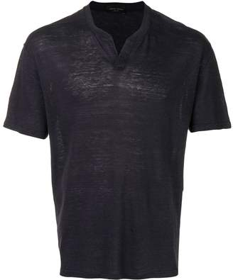 Roberto Collina casual slim fit T-shirt