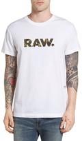 G Star Men's Mattow Graphic T-Shirt