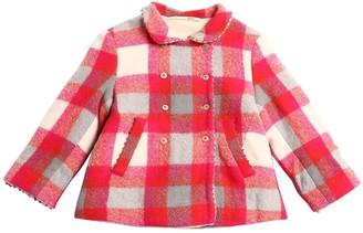 Péro Handmade Reversible Double Wool Jacket