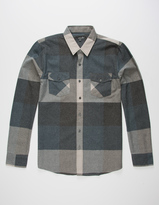 Coastal TNT Mens Flannel Shirt