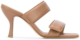 Gia Couture x Pernille Teisbaek double strap sandals