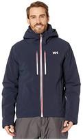 Helly Hansen Alpha Lifaloft Jacket (Navy) Men's Coat