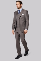 Ermenegildo Zegna Cloth Regular Fit Neutral Semi Plain Suit