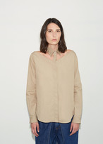 Aalto Cut Out Shirt