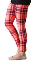 Changeshopping Women Skinny Leggings Stretchy Flower Deer Printed Pencil Tight Pants