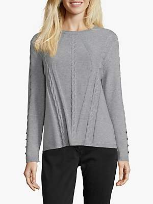 Betty Barclay Cable Knit Jumper