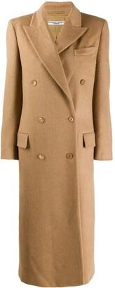 Katharine Hamnett Double Breasted Maxi Coat
