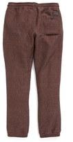 Volcom 'Static' Fleece Jogger Pants (Big Boys)