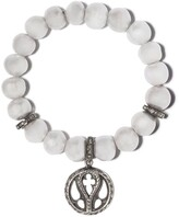 Thumbnail for your product : Loree Rodkin Baroque Pearl Charm Diamond Bracelet