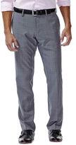 Haggar Performance Microfiber Flat-Front Pants - Big & Tall