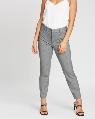Banana Republic Petite Modern Sloan Skinny-Fit Pants
