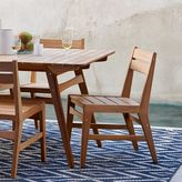 west elm Mid-Century Dining Chair - Teak