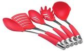 Circulon Genesis 5 Piece Nylon Tool Set - Red