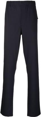 Aspesi Elasticated Slim-Fit Trousers
