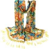 TONSEE Fashion Women Long Wrap Scarf Tassel Shawl